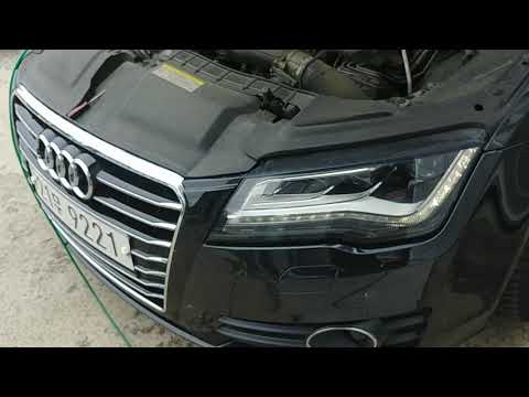 9-15 a7 3.0 tdi brown gas carbon cleaning