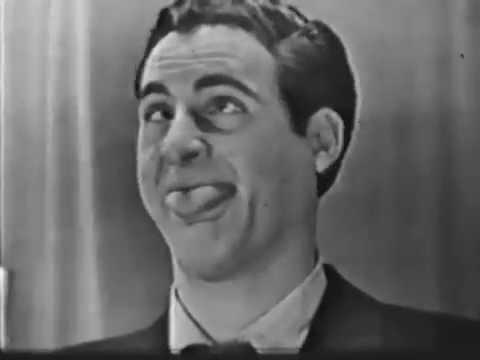 SID CAESAR: The Gumball Machine MONOLOGUE ADMIRAL BROADWAY REVUE, Mar 11 1949