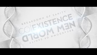 "Breakdown Of Sanity - ""Coexistence + New World"" (Lyric Video)"