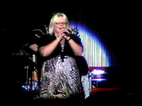 """Brandi Gibson sing """"Turn the Wine back into Water"""" at Kentucky Opry"""