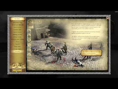 Part 01 - Legends Of Eisenwald Step by Step Video Guide - Starting the Game  