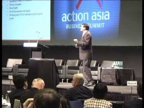 Ram Ramakrishnan address at Action Asia