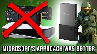 Adding Storage To The PlayStation 5 Is Gonna Be A Nightmare