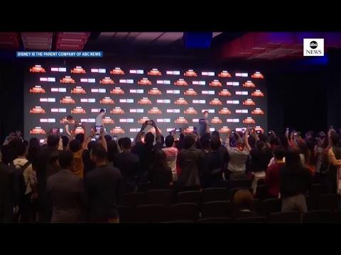 Captain Marvel Cast LIVE: Samuel L Jackson, Brie Larson & Cast Panel Discussion | ABC News
