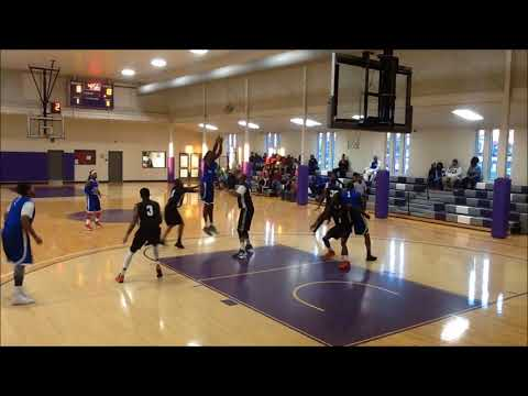 Columbus/Tri-City Blackhawks vs Central Georgia Rattlers | 2017-18 ABA Season