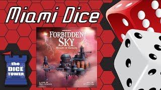 Miami Dice - Forbidden Sky: Height of Danger
