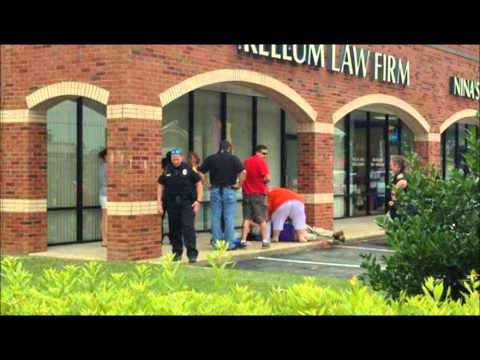 Greenville NC Shooting at Wal Mart Police Radio Audio From 11:41am to 12:11pm 6/21/2013