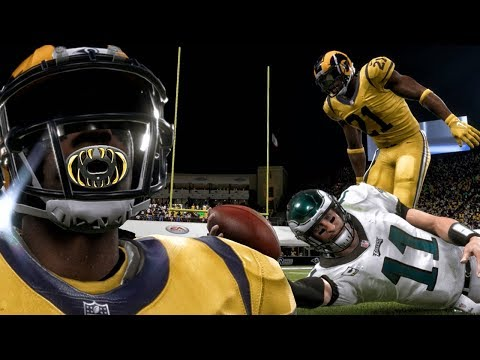 TAUNTING Carson Wentz After MULTIPLE SACKS! Madden 19 Career Mode Gameplay Ep. 11