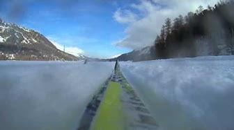 Loipen rund um St.Moritz, Engadin