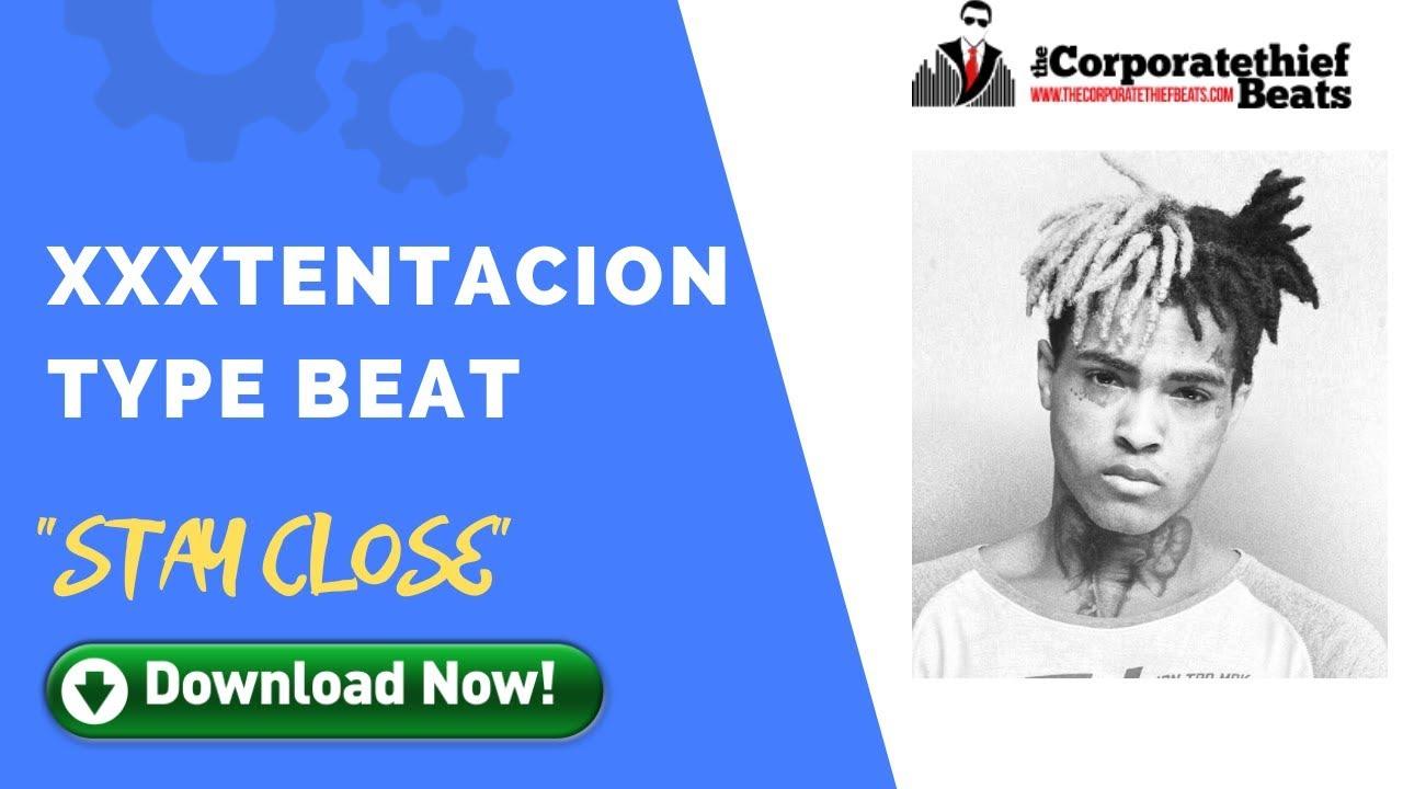 "Xxxtentacion type beat  ""Stay Close"" 🎹 👉 Melodic Trap Beat - Prod The Corporatethief Beats"