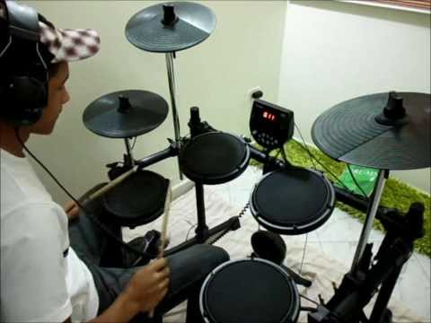 Hossana - Marco Barrientos (Drum Cover) - Bryan Ferrante