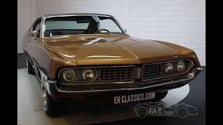 Ford Torino 500 Coupé 1971 5.8L V8 Automatic -VIDEO- www.ERclassics.com