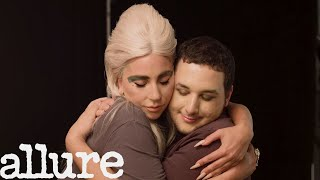 Lady Gaga Surprises a Superfan with a Makeup Tutorial | Allure Video