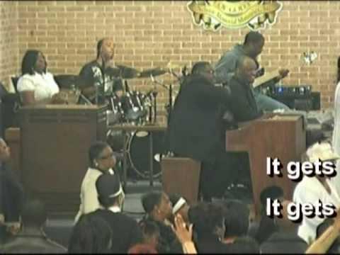 Anthony Richardson's Organ Praise