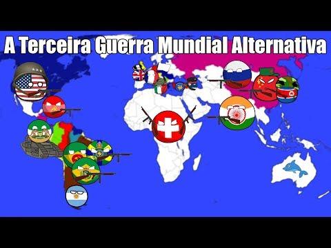 A Terceira Guerra Mundial Alternativa (Simulação) Especial 100 Mil