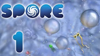 Spore || 1 || We're a cell!