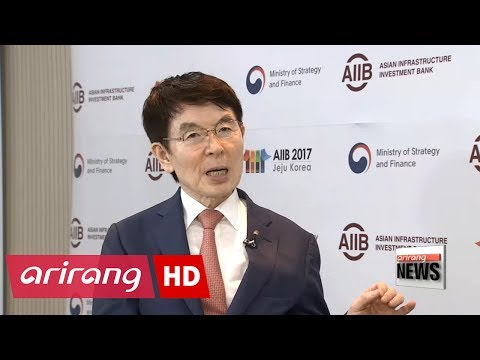 Interview with president of Korea Institute for International Economic Policy