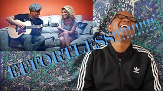 ERIC REACTS: JEREMY PASSION & TORI KELLY- BROKENHEARTED!!!