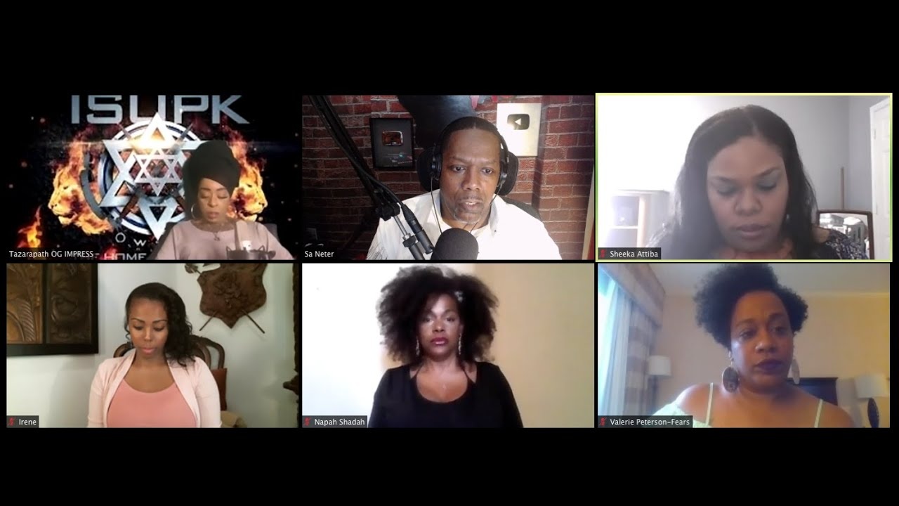 Sistar SipDown with Napah Shadah: Black Women Forum/ Let's Talk