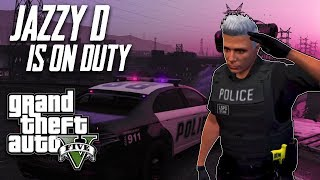 GTA 5 Role Play Live Stream - Jazzy D is back in town !
