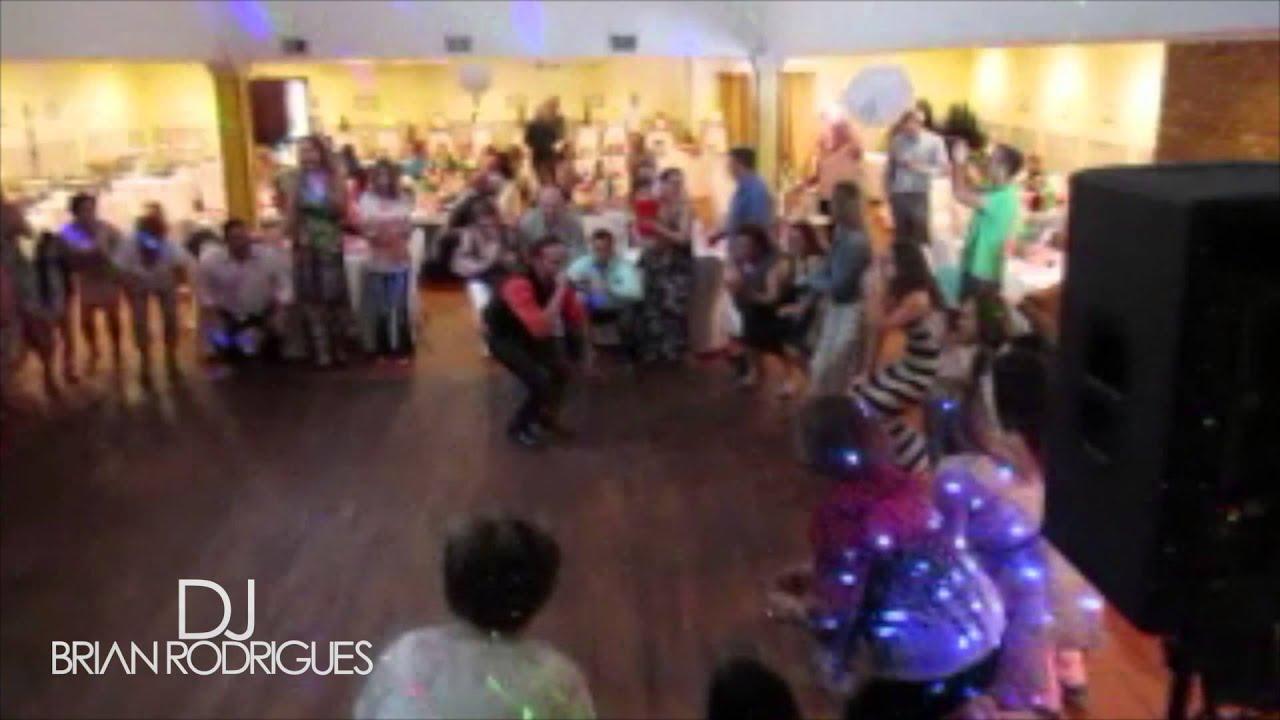 DJ Brian Rodrigues Portuguese Wedding In NJ