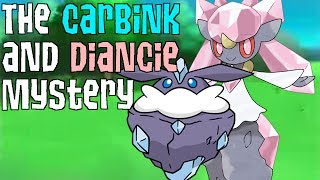 The Carbink and Diancie Mystery