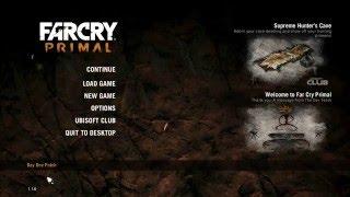 Far Cry Primal Benchmark R9 290 I7 4790k