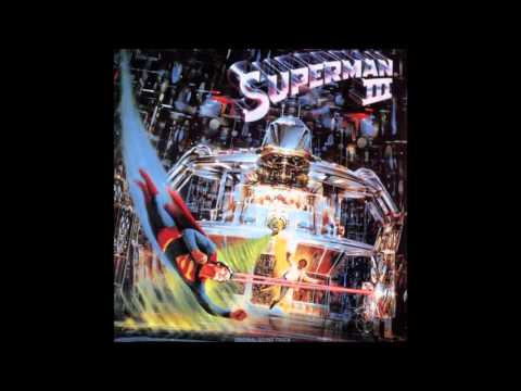 Superman III (OST) Rockets, Video Games, Big Missile