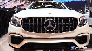 2019 Mercedes AMG GLC 63 S 4Matic+ - Exterior and Interior Walkaround - 2019 Montreal Auto Show