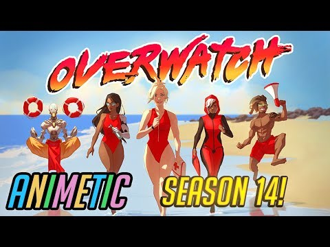 How to know which support to pick - Season 14 placements - Overwatch thumbnail