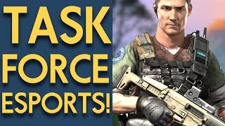 TASK FORCE GAMEPLAY READY FOR ESPORTS?