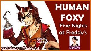 HUMAN Five Nights at Freddy