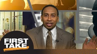 Stephen A. calls Jalen Ramsey 'bulletproof' on comments about Eli Manning | First Take | ESPN Mp3