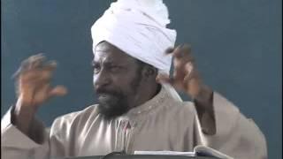 Ahmadiyya Muslim Jamaat Nigeria, Pre Ramadan 2013 Friday Sermon by Amir Sahib episode2