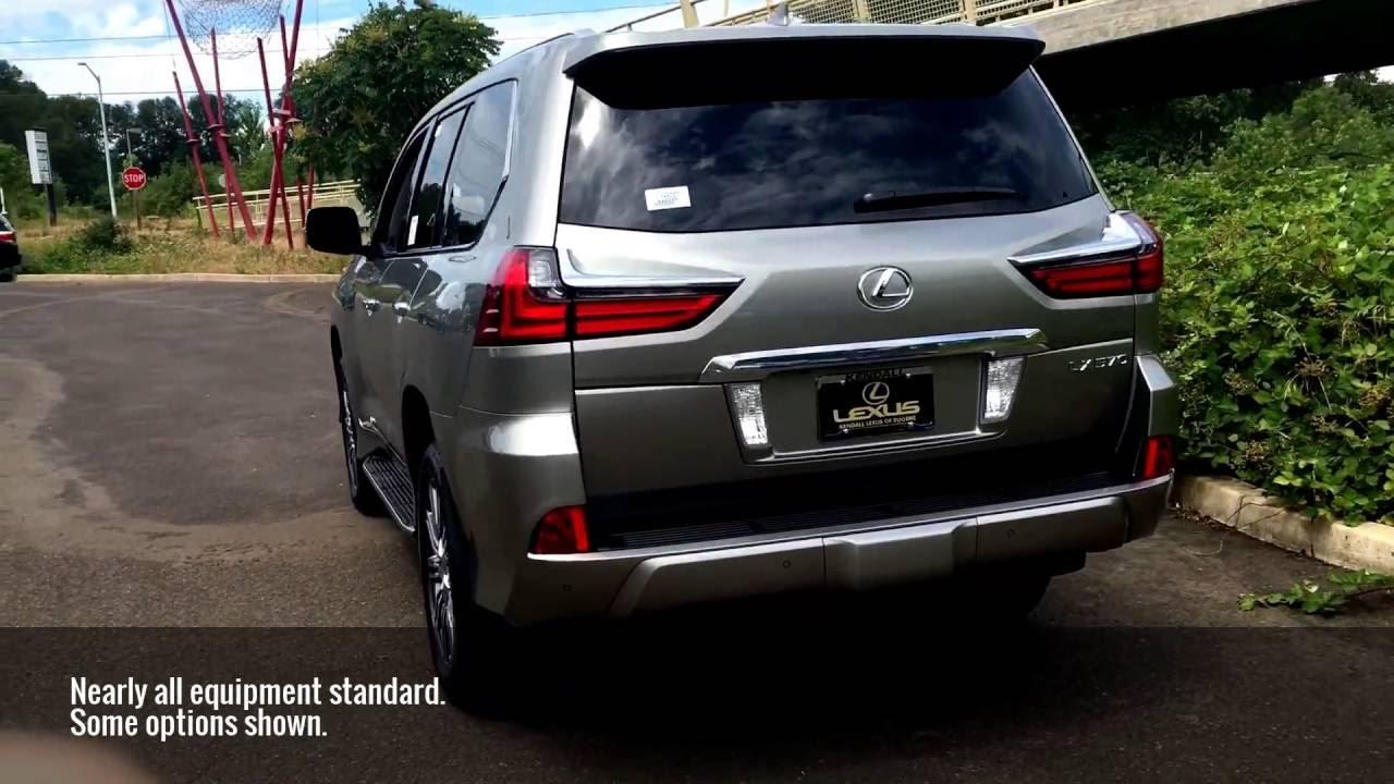 Kendall Lexus Of Eugene | The New Lexus LX 570   YouTube