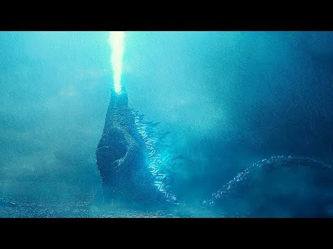 GODZILLA 2: King of the Monsters – Official Trailer #1 (2019) Monster Movie HD
