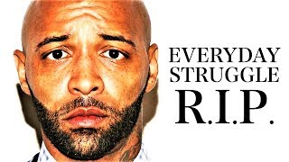 Joe budden struggles everyday, the end of everyday struggle. lil yachty joins and dj akademiks as our very first guest on struggle, t...