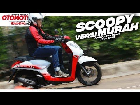 Honda Genio 2019, Desain, Mesin dan Rangka 100% Baru l First Ride Review l GridOto
