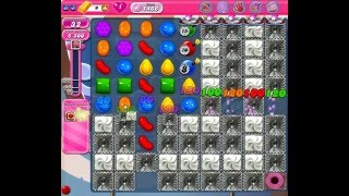 Candy Crush Saga Nivel 1466 completado en español sin boosters (level 1466)