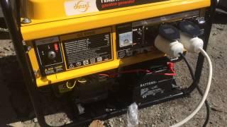 видео Купить бензиновый генератор по доступной