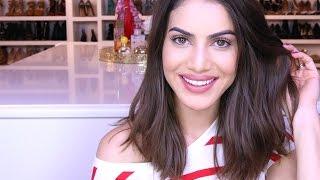 A minha Maquiagem super natural pro dia a dia! por Camila Coelho