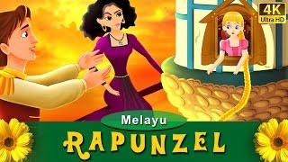 Gambar cover Rapunzel | Kartun kanak-kanak | Cerita kanak kanak | 4K UHD | Malaysian Fairy Tales