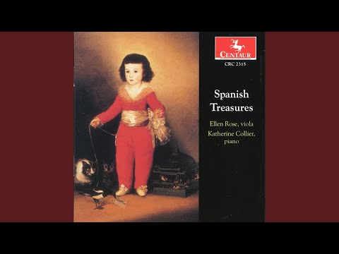 Sarasateana after P. Sarasate's Spanish Dances, Op. 23 version for viola and piano : I....