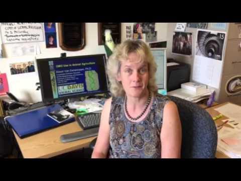 Dr. Alison Van Eenennaam- 2016 Cattlemen's College Speaker