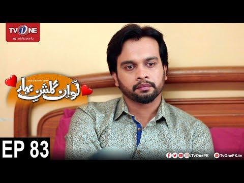 Love In Gulshan E Bihar - Episode 83 - TV One Drama - 3rd January 2018