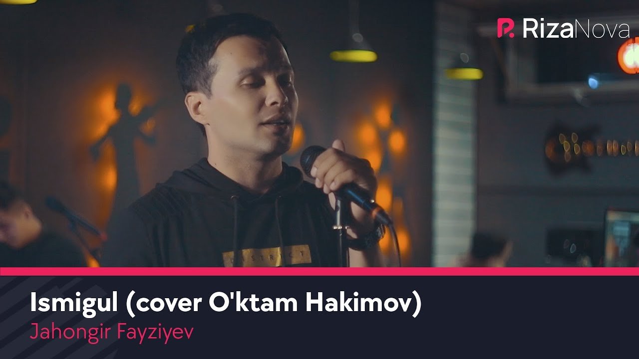 Jahongir Fayziyev - Ismigul | Жахонгир Файзиев - Исмигул (cover O'ktam Hakimov)