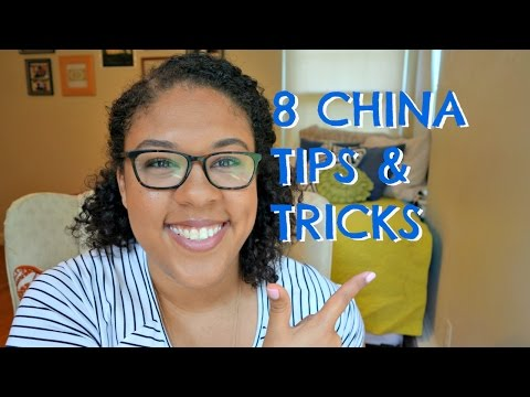 8 TIPS & TRICKS BEFORE GOING TO CHINA