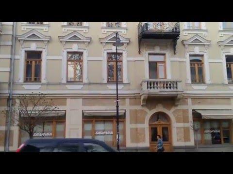 Старая здания в