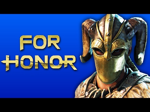 SO MANY KILLS!   For Honor 4v4 (ft. H2O Delirious, Gorilla, & Ohm)