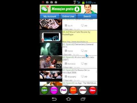 Ver Peliculas Gratis  Android [ Movietube ]